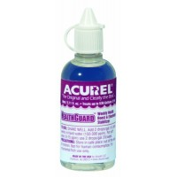 Acurel LLC Healthguard 50-ml Aquarium and Pond Water Treatment Treats, 500-Gallon by Acurel LLC