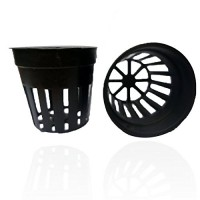 "Aggreen Basket Cups for Hydroponics Gardens 2"" inches 20 EA"