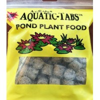 AgSafe Aquatic Tabs Pond Plant Water Lily Fertilizer - 100 Tabs