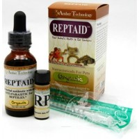 Amber Technology Organic Reptaid - Reptile Immune System Health Anti-parasitic