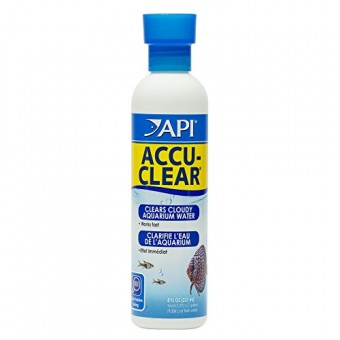 API ACCU-CLEAR Freshwater Aquarium Water Clarifier, 8-Ounce