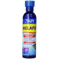 API MELAFIX Freshwater Fish Bacterial Infection Remedy 8-Ounce Bottle
