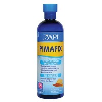 API PIMAFIX Antifungal Freshwater and Saltwater Fish Remedy 16-Ounce Bottle
