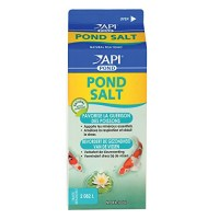 API POND SALT Pond Water Salt 4.4-Pound Container
