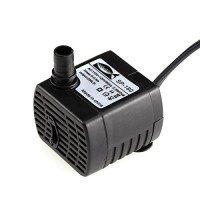 Aquaneat 50GPH Submersible Water Pump Pond Aquarium Fish Tank Fountain Water Hydroponic (50GPH)