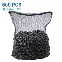 "AQUANEAT1.25"" 500pcs Bio Balls Aquarium Fish Pond Filter Media FREE MEDIA BAG"