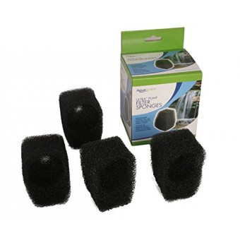 Aquascape 91035 Replacement Filter Sponge Kit (4) for Ultra 800 GPH Water Pump
