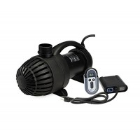 Aquascape AquaSurge PRO 4000-8000 GPH Adjustable Flow Pump for Ponds, Pondless Waterfalls, and Skimmer Filters, Wireless Remote Control | 45010