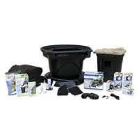 Aquascape Complete Pond Kit 21 Feet x 26 Feet | Large | AquaSurgePRO 4000-8000 Pump