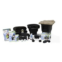 Aquascape Complete Pond Kit 8 feet x 11 feet | AquaSurge 3000 Pump