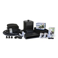 Aquascape Complete Waterfall Kit with 16 Feet Stream | Medium | 3PL - 3000 Pump