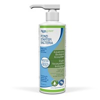 Aquascape Pond Starter Bacteria Water Treatment for Pond and Water Features, 8-Ounce | 96013