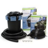 Aquascape UltraKlean 1000 Pond & Water Garden Filter Kit with BONUS Pet Fanciers Magnet Calendar 77014