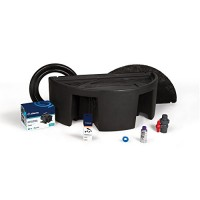Atlantic Water Gardens Basin Kit with Pump for Formal Waterfall Spillways,  for 24-Inch Spillways