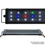 "Beamswork EA Timer FSPEC LED Aquarium Light Freshwwater Plant Extendable (80cm - 30"")"