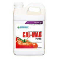 Botanicare CAL-MAG Plus Plant Supplement 2-0-0 Formula, 2.5-Gallon