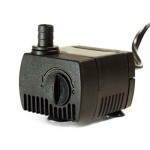 Canary Products POS3045 Pump Aquarium and Fountain Pump with 2' Tubing and 10' Cord, Black