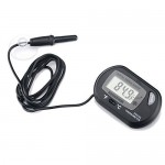 CNZ Digital LCD Thermometer for Aquarium Fish Tank Vivarium Reptile Terrarium