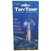 Deep Blue Professional ADB12306 Tiny Temperature Bowl Thermometer for Aquarium