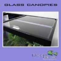 Deep Blue Professional ADB32010 Standard Glass Canopy Set, 20 by 10-Inch
