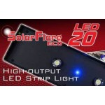 Deep Blue Solarflare Eco LED Light Strip 20 Inch