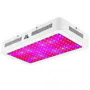 LED Grow Light 1500W, Dimgogo Triple Chips Full Spectrum Grow Lamp with UV&IR for Greenhouse Hydroponic Indoor Plants Veg and Flower All Phases of ...