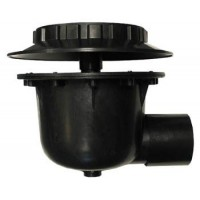 Koi Toilet I Aerated Bottom Drain - 4 Inch