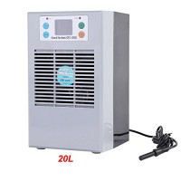 Fish Tank Water Heater,100-240V Fish Tank Water Cooling Heating Machine Thermostat for Aquarium Aquaculture Uses (20L 70W)