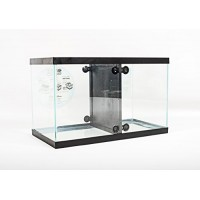 Fin Friends 29 or 55 Gallon Aquarium Fish Tank Divider with Suction Cups - 10 & 20 Gallon Dividers Now Available!