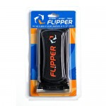 Flipper Aquarium Algae Magnet Cleaner with Two Blades