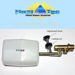 "EZ Adjust 3/8"" Brass w/3""arm MP Replacement Auto Fill Water Leveler Float Valve Pool Spa Pond Fountain"