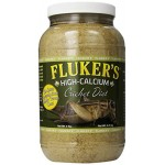 Fluker Labs SFK70008 High Calcium Cricket Feed, 6-Pound