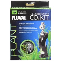 Fluval 17554 Pressurized 1.6oz CO2 Kit