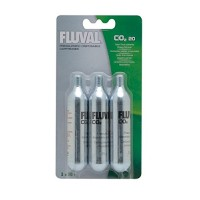 Fluval 20g-CO2 Disposable Cartridges - 3-Pack