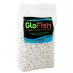 GloFish Aquarium Gravel, White Frost, 5-Pound Bag