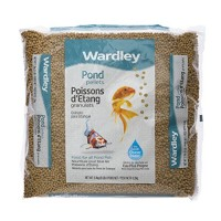 HARTZ Wardley Pond Fish Food Pellets - 5lb