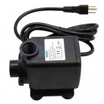 HQRP Extra High Power 3500L/H 925 GPH 65W Aquarium Fish Tank Fountain Hydroponic Submersible Water Pump for Fresh Water and Salt Water plus HQRP UV...