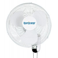 Hurricane Classic Oscillating Wall Mount Fan 16 in - 736503
