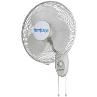 Hurricane Supreme Oscillating Wall Mount Fan 16 in 2118 CFM - 736505