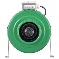 Active Air 400 CFM Inline Fan, 6-Inch