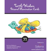 Turtle Wisdom Personal Illumination Cards