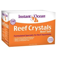 Instant Ocean Reef Crystals Reef Salt for Reef Aquariums