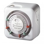 Intermatic Amp Heavy Duty Grounded Timer, TN311 15