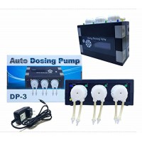 Jebao Programmable Auto Dosing Pump for Reef aquarium elements (DP-3)