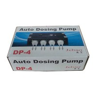 Jebao DP-4 DP4 Dosing peristaltic pump 4 pumpheads coarl reef aquarium doser