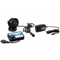 Jebao WP-25 Wave Maker with Controller Aquarium Pump, 800 to 2000 GPH