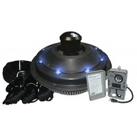 Kasco Marine 2400SF100 xStream Series Decorative Fountain with 100' Cord - 1/2 hp, Single Phase, 60 Hz