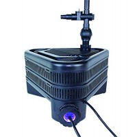 Lifegard Aquatics All-in-One Pond Equipment for Easy Clean, Double