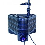 Lifegard Aquatics All-in-One Pond Equipment for Easy Clean, Triple