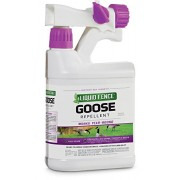 Liquid Fence 1466X Goose Repellent Spray, Ready-to-Spray, 1-Quart